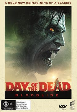 Day of the Dead - Bloodline [DVD]