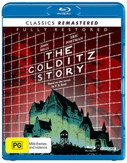 The Colditz Story [Blu-ray]