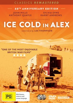 Ice Cold in Alex [DVD]