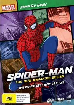 Spider-Man: The New Animated Series - The Complete First Season [DVD]
