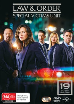 Law and Order - Special Victims Unit: Season 19 (Box Set) [DVD]