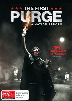 The First Purge [DVD]