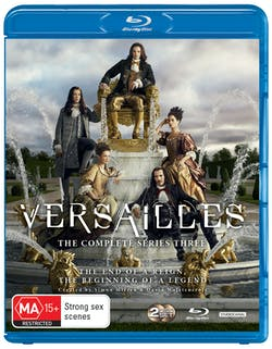 Versailles: The Complete Series Three [Blu-ray]