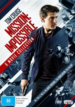 Mission: Impossible - The 6-movie Collection (Box Set) [DVD]