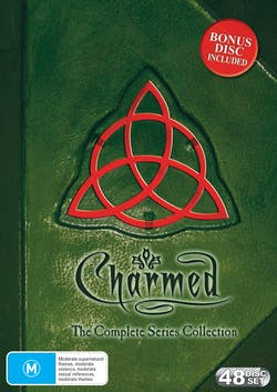 Charmed: The Complete Series (Box Set) [DVD]