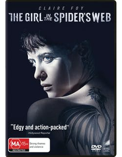 The Girl in the Spider's Web [DVD]