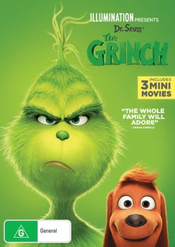 The Grinch (2019) [DVD]
