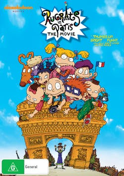 Rugrats in Paris - The Movie [DVD]