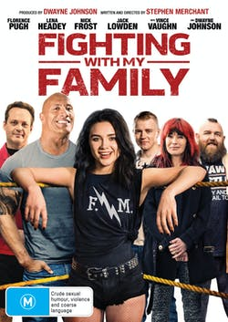 Fighting With My Family [DVD]