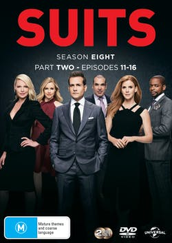 Suits: Season Eight, Part Two [DVD]