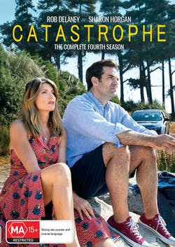 Catastrophe: The Complete Fourth Season [DVD]