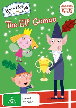 Ben and Holly's Little Kingdom: The Elf Games [DVD]