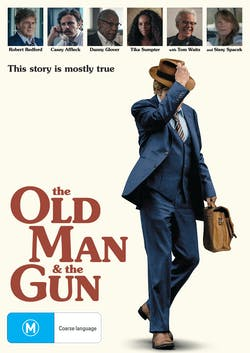 The Old Man and the Gun [DVD]