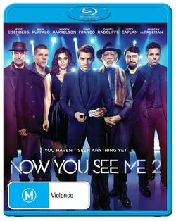 Now You See Me 2 [Blu-ray]