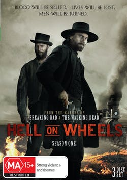 Hell On Wheels: The Complete First Season (Box Set) [DVD]