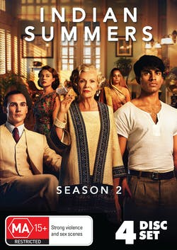 Indian Summers: Series Two (Box Set) [DVD]