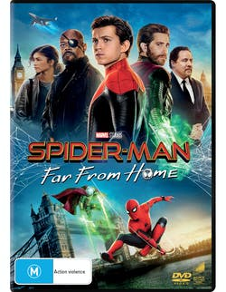 Spider-Man: Far from Home [DVD]