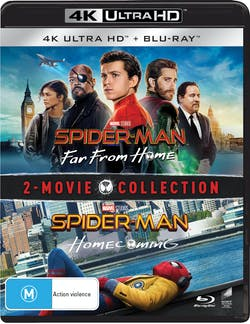Spider-Man: Homecoming/Far from Home (4K Ultra HD + Blu-ray) [UHD]
