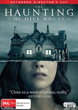 The Haunting of Hill House (Box Set) [DVD]