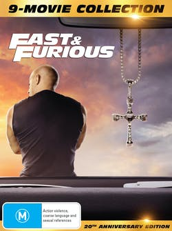 Fast & Furious: 9-movie Collection (Box Set (Limited Edition)) [DVD]
