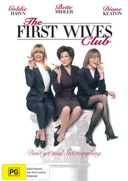 The First Wives Club [DVD]