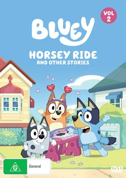 Bluey: Volume 2 - Horsey Ride and Other Stories [DVD]