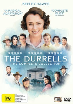 The Durrells: The Complete Collection (Box Set) [DVD]