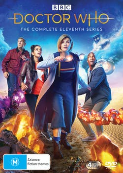 Doctor Who: The Complete Eleventh Series (Box Set) [DVD]