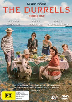 The Durrells: Series One [DVD]
