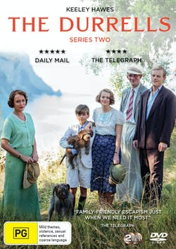The Durrells: Series Two [DVD]