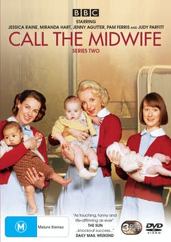 Call the Midwife: Series Two (Box Set) [DVD]