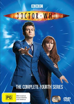 Doctor Who: The Complete Fourth Series (Box Set) [DVD]