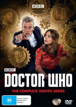 Doctor Who: The Complete Eighth Series (Box Set) [DVD]