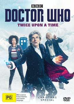 Doctor Who: Twice Upon a Time [DVD]