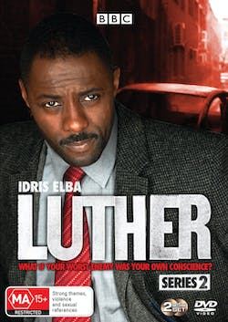 Luther: Series 2 [DVD]