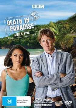 Death in Paradise: Series Five (Box Set) [DVD]