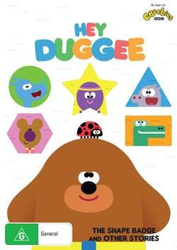 Hey Duggee: The Shape Badge and Other Stories [DVD]