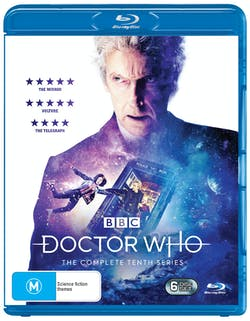 Doctor Who: The Complete Series 10 (Box Set) [Blu-ray]