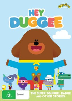 Hey Duggee: The Super Squirrel Badge and Other Stories [DVD]