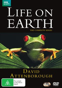 David Attenborough: Life On Earth - The Complete Series (Box Set) [DVD]