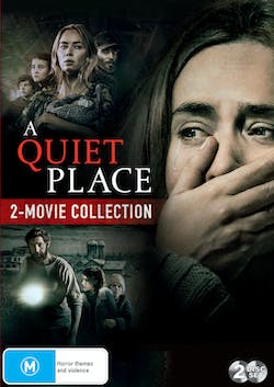 A Quiet Place: 2-movie Collection [DVD]