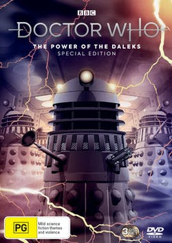 Doctor Who: The Power of the Daleks (Box Set) [DVD]