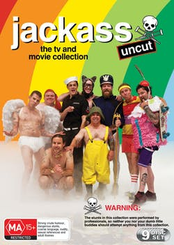 Jackass: The TV and Movie Collection (Box Set) [DVD]