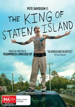 The King of Staten Island [DVD]