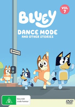 Bluey: Volume 7 - Dance Mode and Other Stories [DVD]