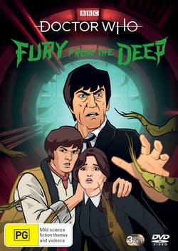 Doctor Who: Fury from the Deep [DVD]