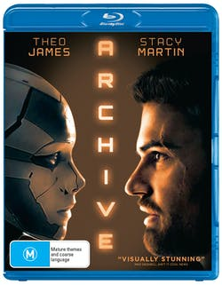 Archive [Blu-ray]