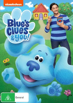 Blue's Clues and You! [DVD]