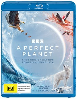 A Perfect Planet [Blu-ray]