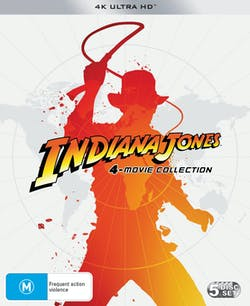 Indiana Jones: The Complete Collection (4K Ultra HD (Boxset)) [UHD]